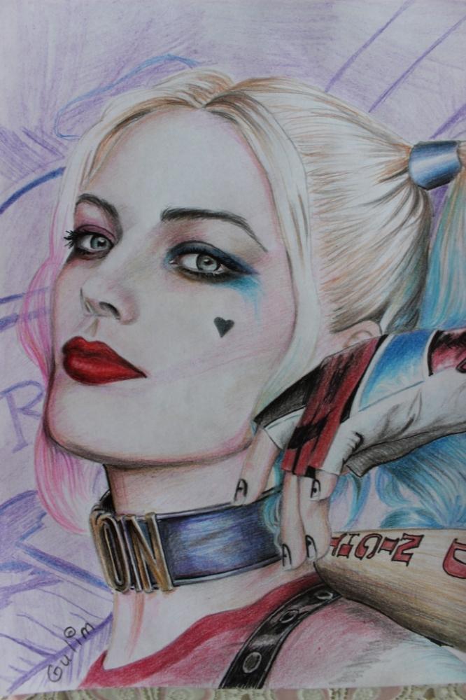 Margot Robbie par Gulim